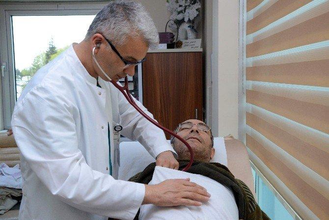 Organları Ters Tarafta Olan Hasta Doktorları Şaşkına Çevirdi