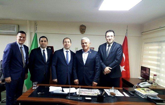 Alaşehir'de Bağlar Artık Daha Rahat Sulanacak
