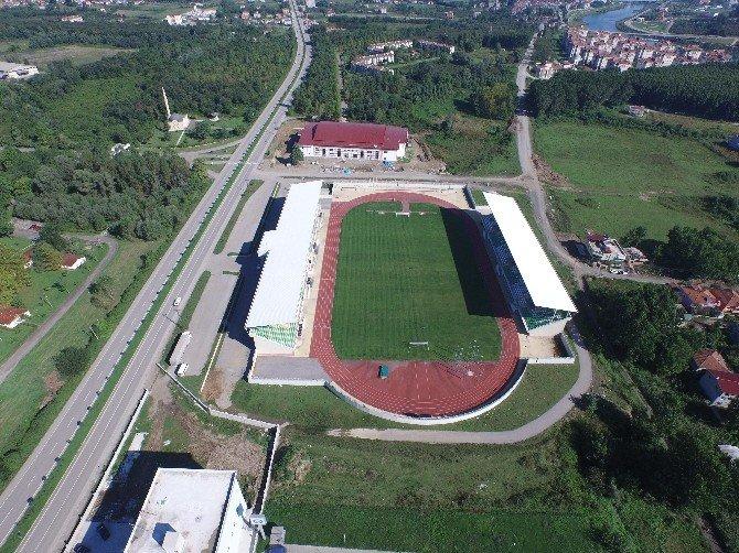"""Samsun """"2017 İşitme Engelliler Olimpiyatları""""na Hazırlanıyor"""