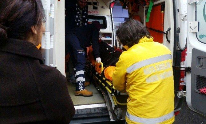 Patlamanın Ardından Yaralılar Hastanelere Sevk Edildi