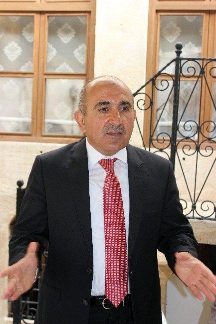 """Başkan Kara: """"Merkel İle Davutoğlu'nu Kilis'te Ağırlayacağız"""""""