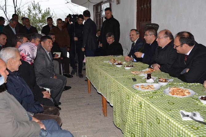 Vali Çiçek, Köyceğiz'de Temel Atma Törenine Katıldı