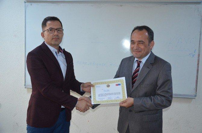 Fatsa'da Proje Döngüsü Yönetimi Eğitimi