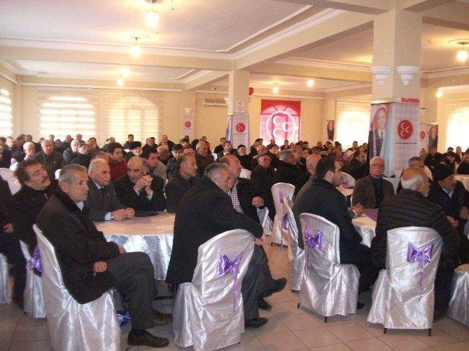 Erzincan'da MHP'li Muhalifler Olağanüstü Kurultay İstedi