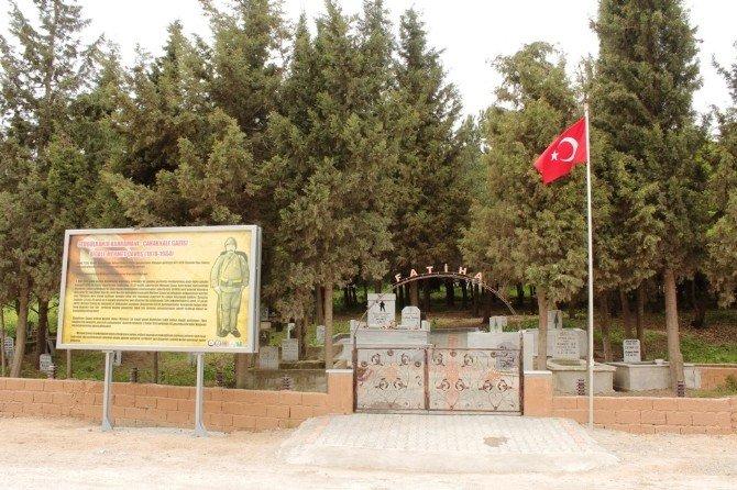 Mehmet Çavuş'a Anıt Mezar