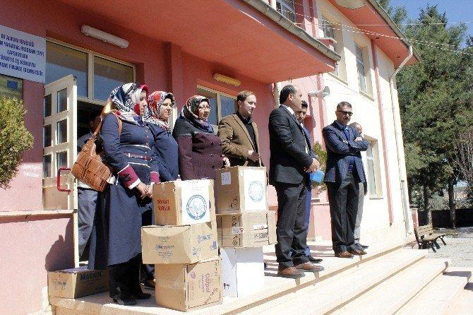 İstanbul'dan Ceylanpınar'a Kardeş Eli