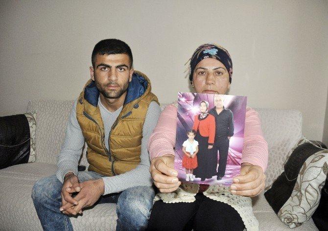 15 Gündür Kayıp Kocasını Arıyor