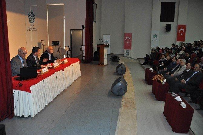NEÜ'de, 101. Yılında Çanakkale Zaferi Anıldı