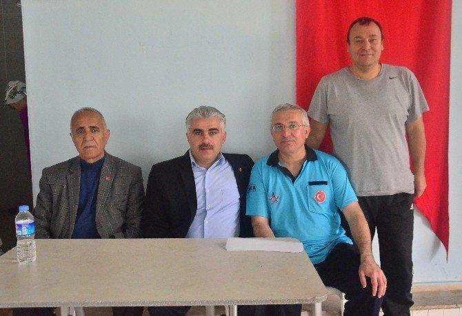 Okullararası Modern Pentatlon Ve Biatlon Türkiye Şampiyonası Adana'da Başladı