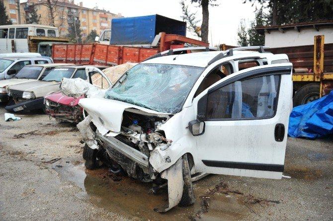 Bursa'da Yürek Yakan Kaza