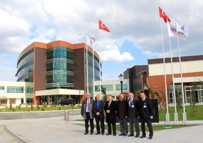 Terme Devlet Hastanesi'nin Mayıs'ta Açılması Hedefleniyor