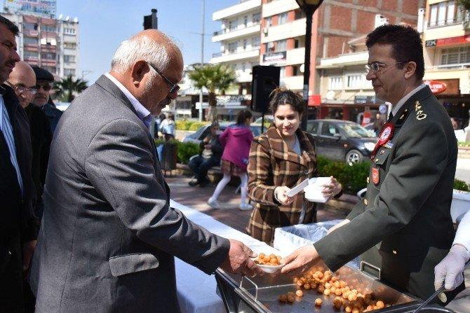 Nazilli Belediyesi'nden Şehitler İçin Lokma Hayrı