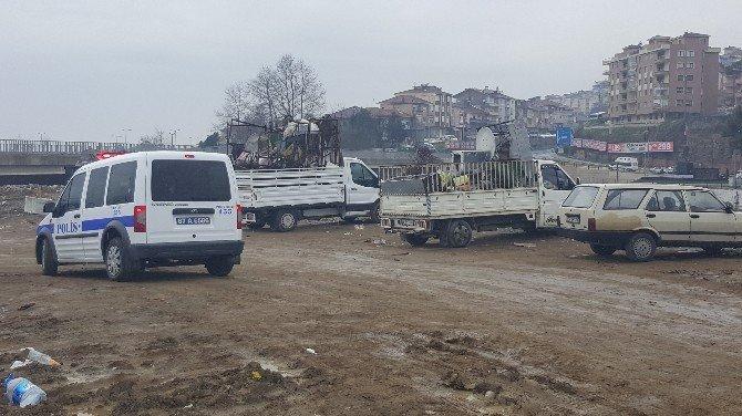 Seyyar Hurdacılar Takibe Alındı