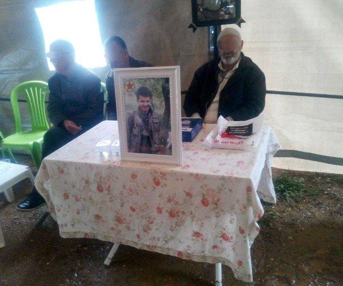 Teröristin Taziye Çadırına Polis Müdahalesi