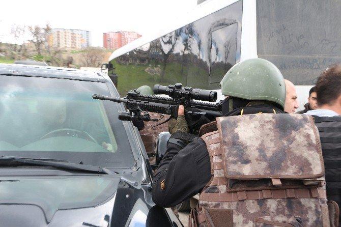 Şırnak'ta Operasyonlar Sürüyor