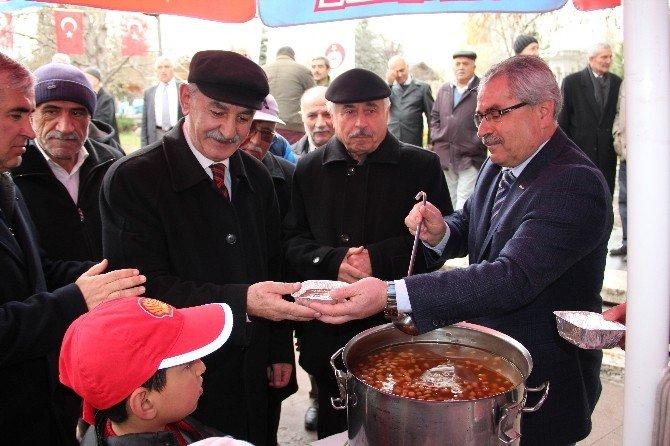 Türkav'dan Kuru Ekmek Ve Üzüm Hoşafı