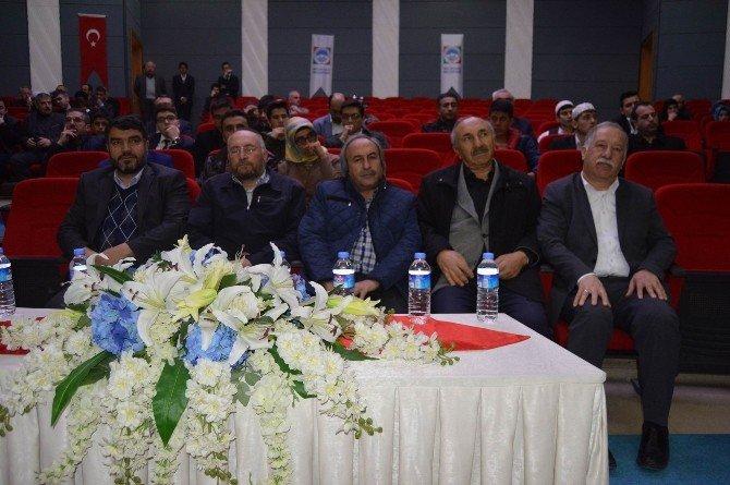 Hafızlık Ve Ezan Okuma Yarışması Finali Kayseri'de Yapıldı