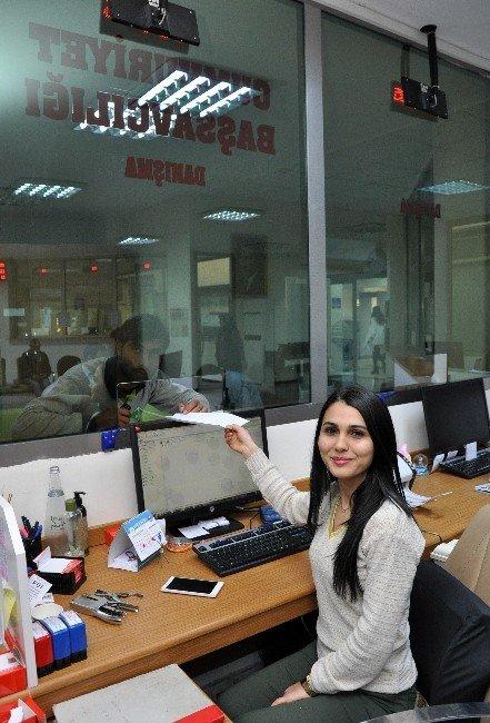 Adana Adliyesi'nde İşlem Süresi 3 Dakika
