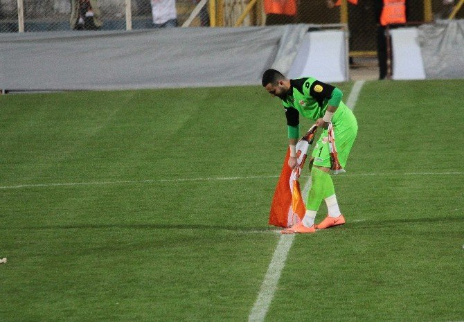 'Adana Derbisi'nde Gülen Taraf Adanaspor