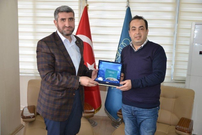 ASKON Adana Şubesi'nden Şanlıurfa ASKON'a Ziyaret