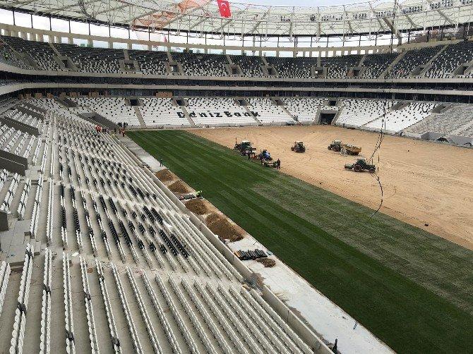 Vodafone Arena'da Beklenen An Geldi
