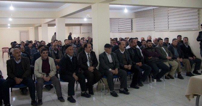 Bitlis Belediyesi'nden Halk Toplantıları