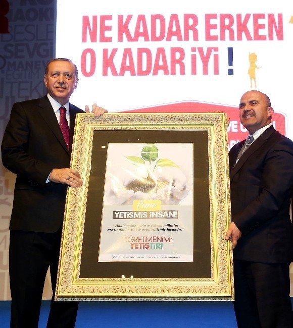 """Erdoğan: """"Bu Nasıl Bir Düşünce Özgürlüğü"""""""