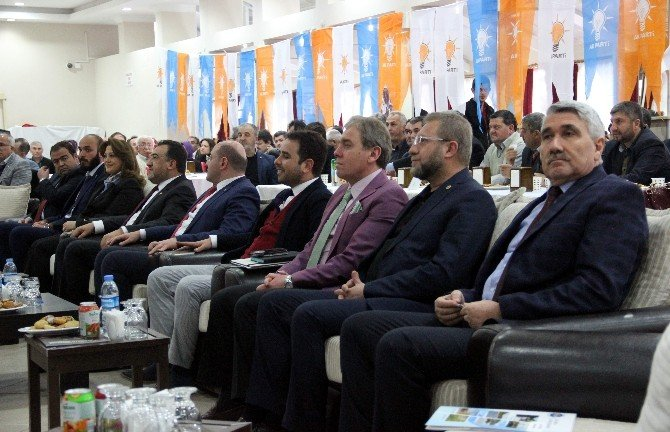 AK Parti Kütahya İl Danışma Meclisi Toplantısı