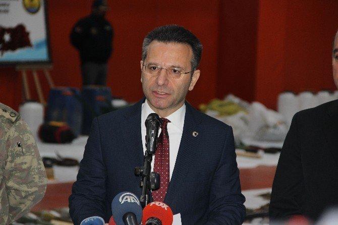 Validen Diyarbakır Halkına Teşekkür
