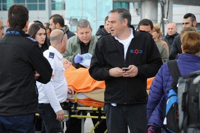 Saldırıda Hayatını Kaybeden İsraillilerin Cenazesi Ülkelerine Gönderildi