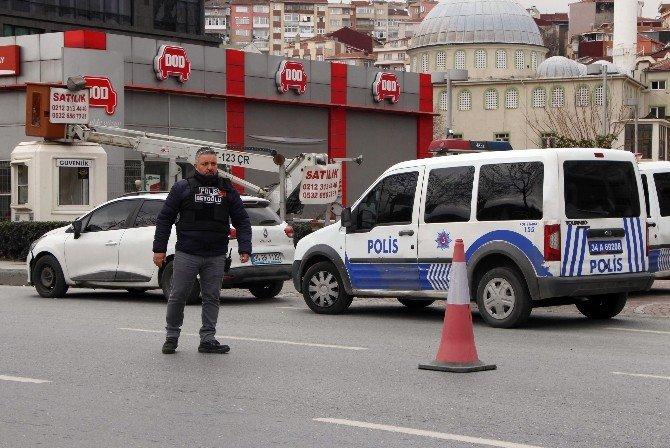 Taksim'deki Patlama Sonrası İstanbul Polisi Alarmda