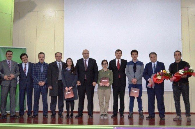 """Aziziye'de """"Şehitleri Anma"""" Ve """"Ermeni Mezalimi"""" Konulu Konferans Düzenlendi"""