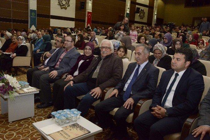 Meram'da Çanakkale Ruhu Yaşatıldı