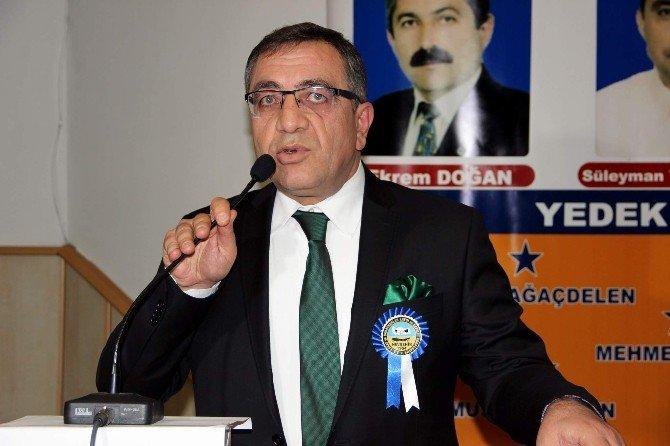 Nevşehir Esnaf Ve Sanatkarlar Kredi Ve Kefalet Kooperatifi Olağan Genel Kurulu
