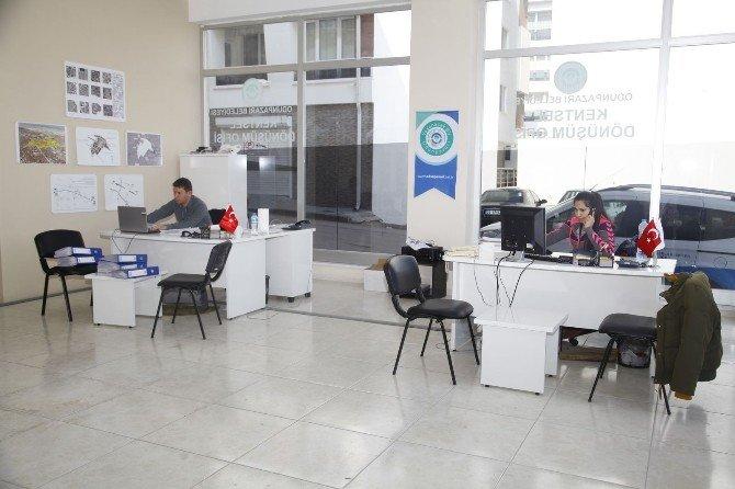 Kentsel Dönüşüm Ofisi Yeni Yerinde