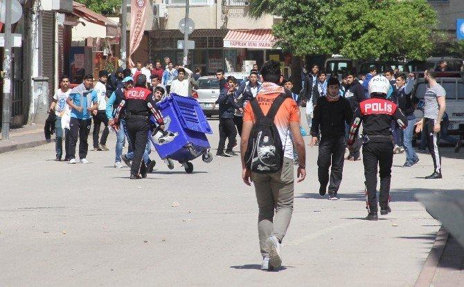 Adana Derbisi Öncesi Kan Aktı