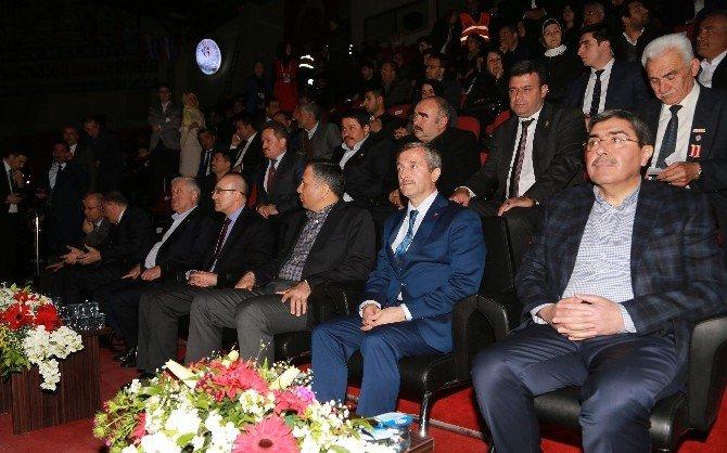 Şahinbey'in Şehitleri Anma Gecesine Binlerce Kişi Katıldı