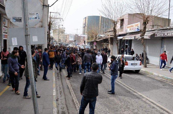 Siverek'te İzinsiz Nevruz Kutlamasında Gerginlik