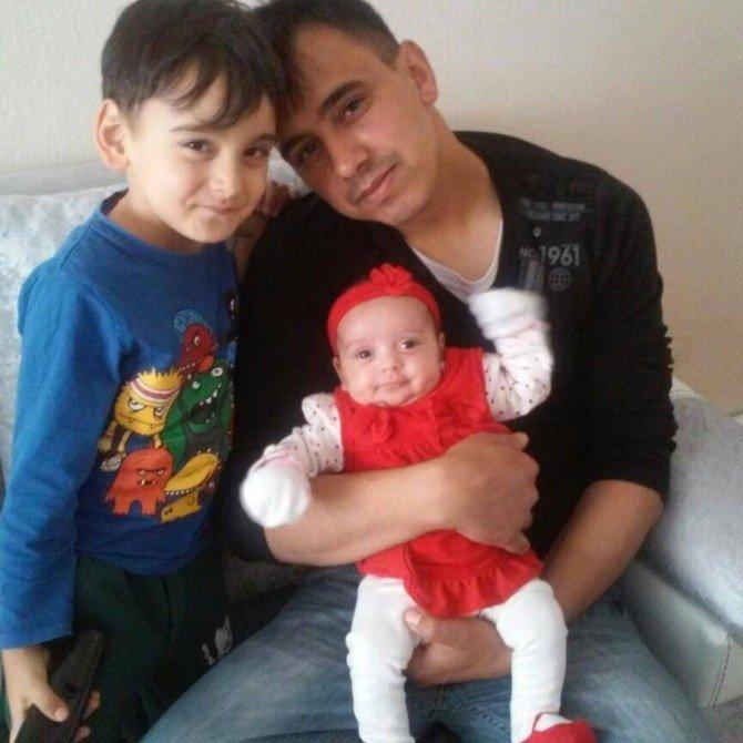 Diyarbakırlı Şehidin Acı Haberi Tokat'taki Eşine Verildi