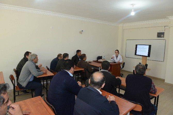Asmek'te Toplu Ulaşım Esnafına Eğitim
