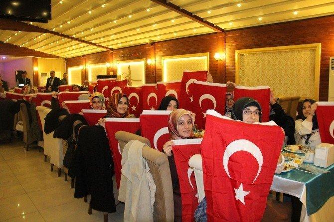 Başkan Taşçı'dan Türk Bayrağı Kampanyası