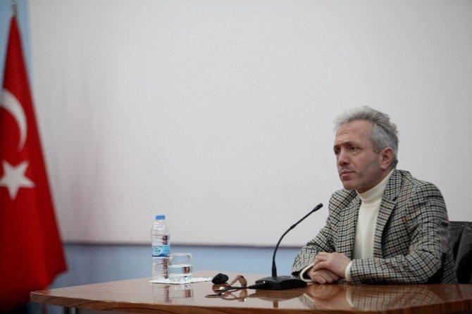"""Ağrı'da """"Bir Destandır Çanakkale: 101. Yıl"""" Konferansı"""