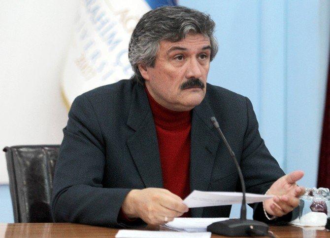 "Ağrı'da ""Mehmet Akif Ersoy Ve İstiklal Marşı"" Konferansı"