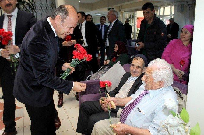 Samsun'daki Huzurevlerinde 209 Yaşlı Var