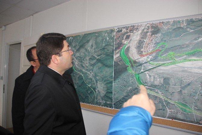 Milletvekili Tunç'tan Barajlarda İnceleme