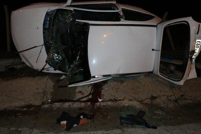 Başkent'te Trafik Kazası: 2 Ölü