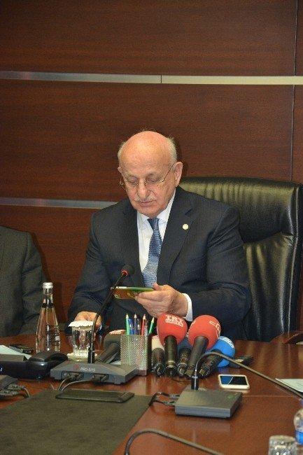 TBMM Başkanı Kahraman Trabzon'da