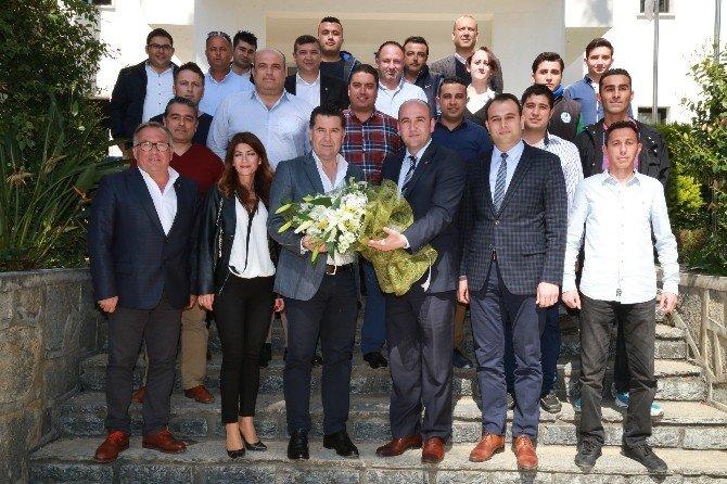 Belediye A.ş. İle DİSK Genel-iş Sendikası Arasında Sözleşme İmzalandı