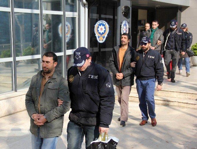DBP Ve HDP'li Başkanlar Hakim Karşısında