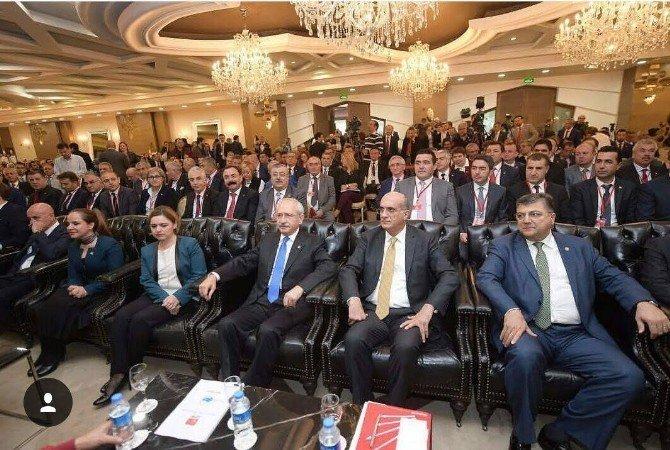 CHP İl Başkanları Toplantısı